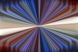 Dynamic converging lines background