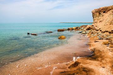 Coast of Hormoz island, Iran