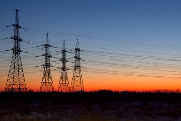 energy at dawn