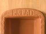 clay bread baking pan