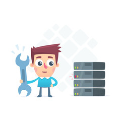 setting up a server