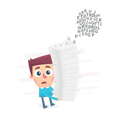 confusion in text documents