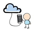 Smartphone Cloud Connection