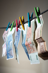 Money laundering, Lithuania litas