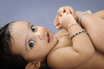 Indain Cute Baby