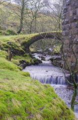 Fell End Gill Pack Horse Bridge