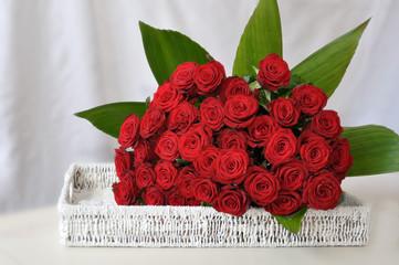 rote rosen, hochzeit, Verlobung, valentinstag