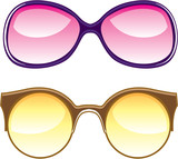 Fashion sunglasses Y