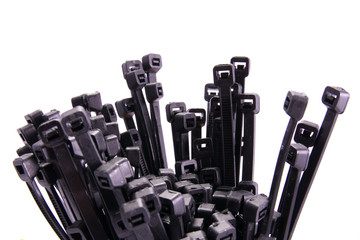 bundle of cable ties