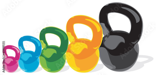 Kettlebell or Russian Bell