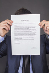 Copy of a contract