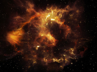 Virtual Crab Nebula