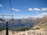 Sky Chair in Mountain Bariloche