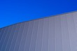 canvas print picture - Industrielle Wandverkleidung