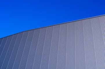 Industrielle Wandverkleidung
