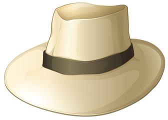 A white hat