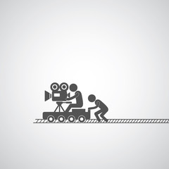 movie production symbol