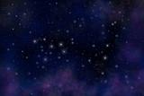 Starry sky - 61010346