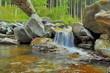 Cascade Of Mountain River - 61010515