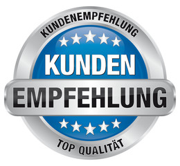 Kundenempfehlung - Top Qualität
