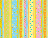 Vector cute seamless pattern.