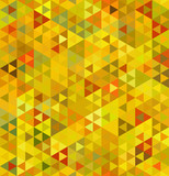 Abstract Seamless Geometrical Background