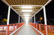 Elevated bridge