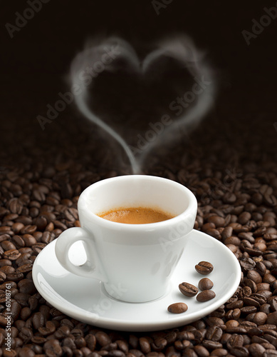 love for coffee