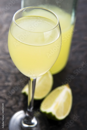 Limoncello Lemon Liqueur