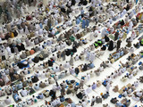 Journey to Hajj in Mecca 2013