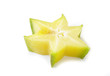Star apple isolated
