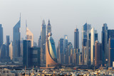 Fotoroleta Dubai, the most exciting city of architecture in the Middle East