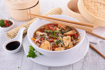 asian cuisine,soup