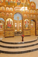 Chancel with Icons