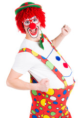 jubelnder clown
