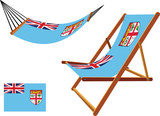 fiji hammock and deck chair set