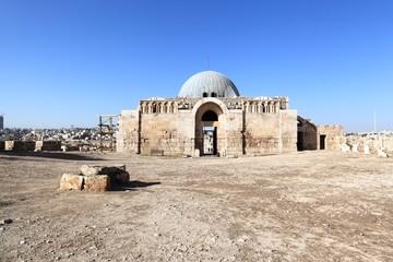 The Umayyad Dome, Amman