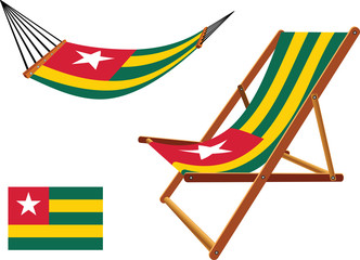 togo hammock and deck chair