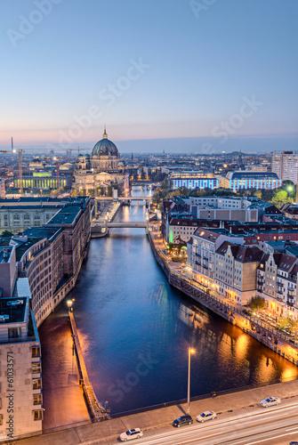 Plexiglas Berlijn Berlin