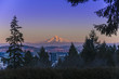 Mount Hood at Sunset - 61034155