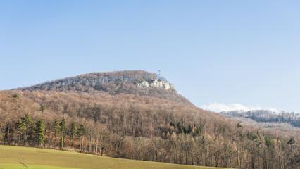 Gempen, Gempenturm, Plattform, Dornach, Schweiz