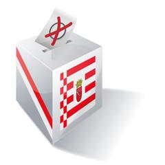 Wahlbox Bremen