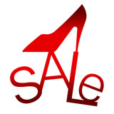 High heels Sale on Valentine's Day