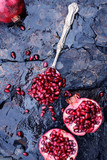 Fototapety Pomegranates