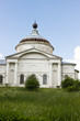 St. Nicolas Cathedral in Myshkin. Russian orthodox church