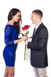 Romantic dating
