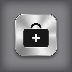 First aid. Medical Kit icon