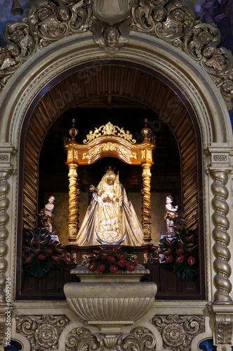 canvas print picture Basilica de Nuestra Senore de Candelaria