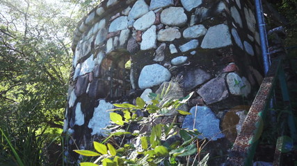 Stone Ruins Lens Flare