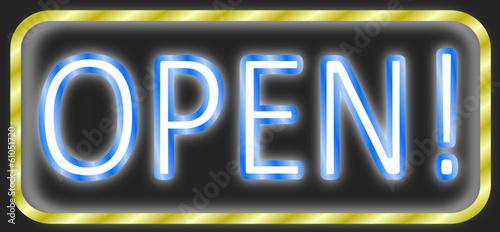 Open Schid Neon  #140203-svg08